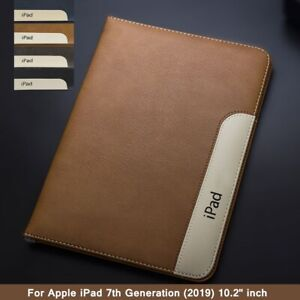 Smart Flip Magnetic Leather Case Cover For iPad 8th 7th 6th 5th Air 4 3 Mini 4 5