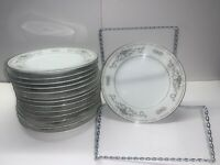 Vintage Fine China of Japan DIANE, Bread & Butter Plate 6 3/8'' ( Lot of 7)