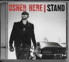 CD Usher `Here I Stand` Neu/New/OVP feat. Beyonce & Lil Wayne, Will.I.Am