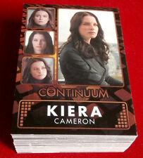 CONTINUUM  - Season 3 - Complete Base Set (60 cards) - Rittenhouse
