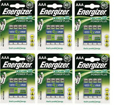 24 x AAA Energizer 700 mAh rechargeable ACCU Piles 7638900417005 livraison gratuite