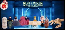 2009 McDonalds Night at the Museum MIP Complete Set of 8, Boys & Girls, 3+