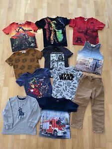 Kleidung Paket Junge 92 - 104