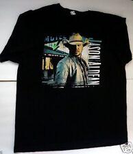 JASON ALDEAN Night Train Country Concert Tour T-Shirt Large Size EXCELLENT Shape