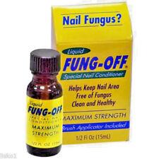 No Lift Nails Liquid Fung - Off  Keep Fingernails Healthy 1/2oz.