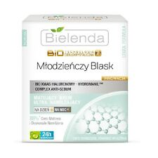Bielenda Youthful Glow Mattifying Ultra Hydrating Face Cream Plasma 20+