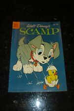WALT DISNEY'S SCAMP - No 15 - Date 09/1960 - Dell Publishing