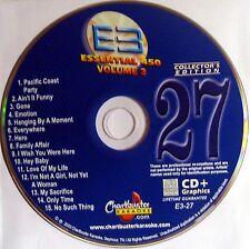 Chartbuster Essentials Karaoke - Volume 3 CDG - Disc 27