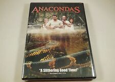 Anacondas: The Hunt for the Blood Orchid DVD Johnny Messner, KaDee Strickland