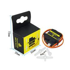 Keyestudio Micro Servo Motor SG90S 9G Black 180 Degrees for Arduino Car Robot UK