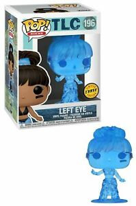 "TLC CHASE LEFT EYE 3.75"" POP ROCKS VINYL FIGURE FUNKO BRAND NEW 196 UK SELLER"