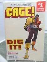 Cage #1 Marvel Comics vf/nm CB1883