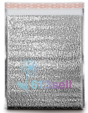 Thermal Insulated Foil Bags Bubble Anti Collision Food Grade Padded Envelope