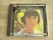 latin CD brazil NEAR MINT bossa ASTRUD GILBERTO ALBUM jazz The Silver Collection