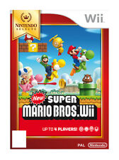 New Super Mario Bros Wii Nintendo Wii Game Luigi brothers 4 player classic free