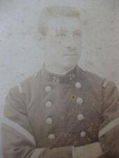 Photographie ancienne CDV portrait militaire - 74
