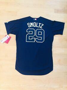 John Smoltz Baseball Jersey Atlanta Braves Size 48 Authentic