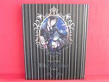 Yana Toboso artworks Black Butler Kuroshitsuji #1 illustration art book