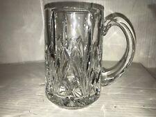 Marquis Brookside Beer Stein Waterford 40002939 Crystal 20 oz