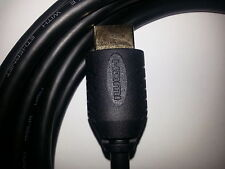 50 ft HDMI Cable, ver 1.4, GOLD tip, 50 foot, 50ft  USA Seller High Speed 50ft