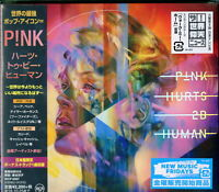 P!NK-UNTITLED-JAPAN DIGIPAK CD BONUS TRACK Ltd/Ed E78