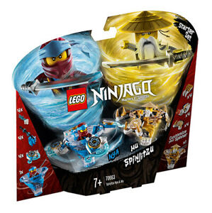 LEGO Ninjago Nya E Wu Spinjitzu 70663 LEGO