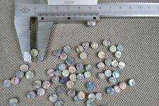10pcs abalone Inlay Material Dots,diameter 6mm