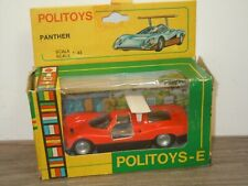 Panther - Politoys 564 Italy 1:43 in Box *36703