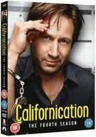 Nuevo Californication Temporada 4 DVD (PHE1450)