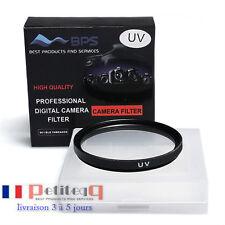 58mm Filtre UV Ultra Violet Pour Caméra Canon Nikon Sigma Tamron Pentax Sony FR