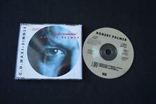 ROBERT PALMER SIMPLY IRRESISTABLE RARE MAXI CD SINGLE!