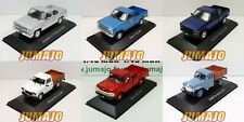 Bundle 6 Cars 1/43 Salvat: Pick-Up Chevrolet Silverado c-10 Ford F-100 Ranquel