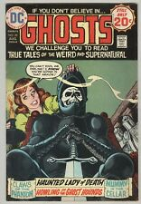 Ghosts #29 VG+ August 1974
