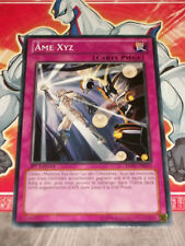 Carte YU GI OH AME XYZ REDU-FR073 x 3