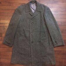 Abrigos y chaquetas vintage de hombre abrigamos 100% lana