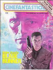 1982 CINEFANTASTIQUE - Blade Runner, Star Trek The Wrath Of Khan, The Thing 1951