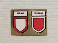 FIGURINE LAMPO / FLASH - CALCIO FLASH '82 - SCUDETTO:  PADOVA / TRIESTINA - NEW