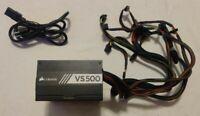Corsair VS 500 White Power Supply PSU