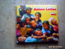 CD AUS SAMMLUNG PAKET ANIMA LATINA VOL. 2 ACID JAZZ R&B & SOUL NEU in FOLIE