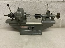 Vintage LIP Watchmakers Lathe With Tapmatic 100XB Mini Reversible Tapping Head