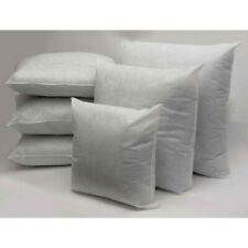 Hollowfibre Filled 30x30 Inches/75cm Cushion Pads Inserts Fillers Scatters Qty 4