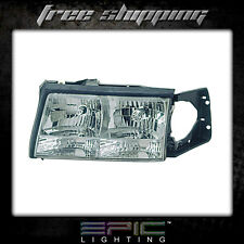 Fits 1997 99 Cadillac Deville Headlights Headlamps Left Driver Only 1999