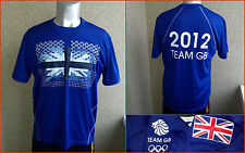GREAT BRITAIN 2012 SHIRT L JERSEY
