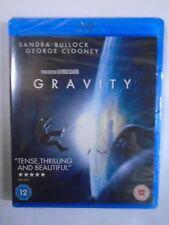 Gravity (Blu-ray, 2014, 1-Disc Set) NEW & SEALED, DW