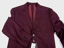 Michael Kors Loro Piana Chianti Sport Coat Blazer Men 48r Merino Wool