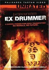 Ex Drummer (DVD, 2010) DISC ONLY Mint--