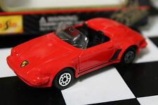 Maisto 1:64 Scale Special Edition PORSCHE 911 SPEEDSTER (RED)