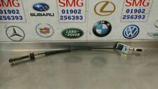 FIAT 500X 2016 1.4 AUTOMATIC GEAR SELECTOR SHIFTER LINKAGE CABLE 00519979470
