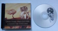 Over Stars and Gutters - Consider this your curse Oklahoma emotional hardcore CD