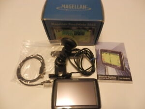 Magellan RoadMate 3045 Auto Mountable GPS Updated Software and Maps 32G SD CARD